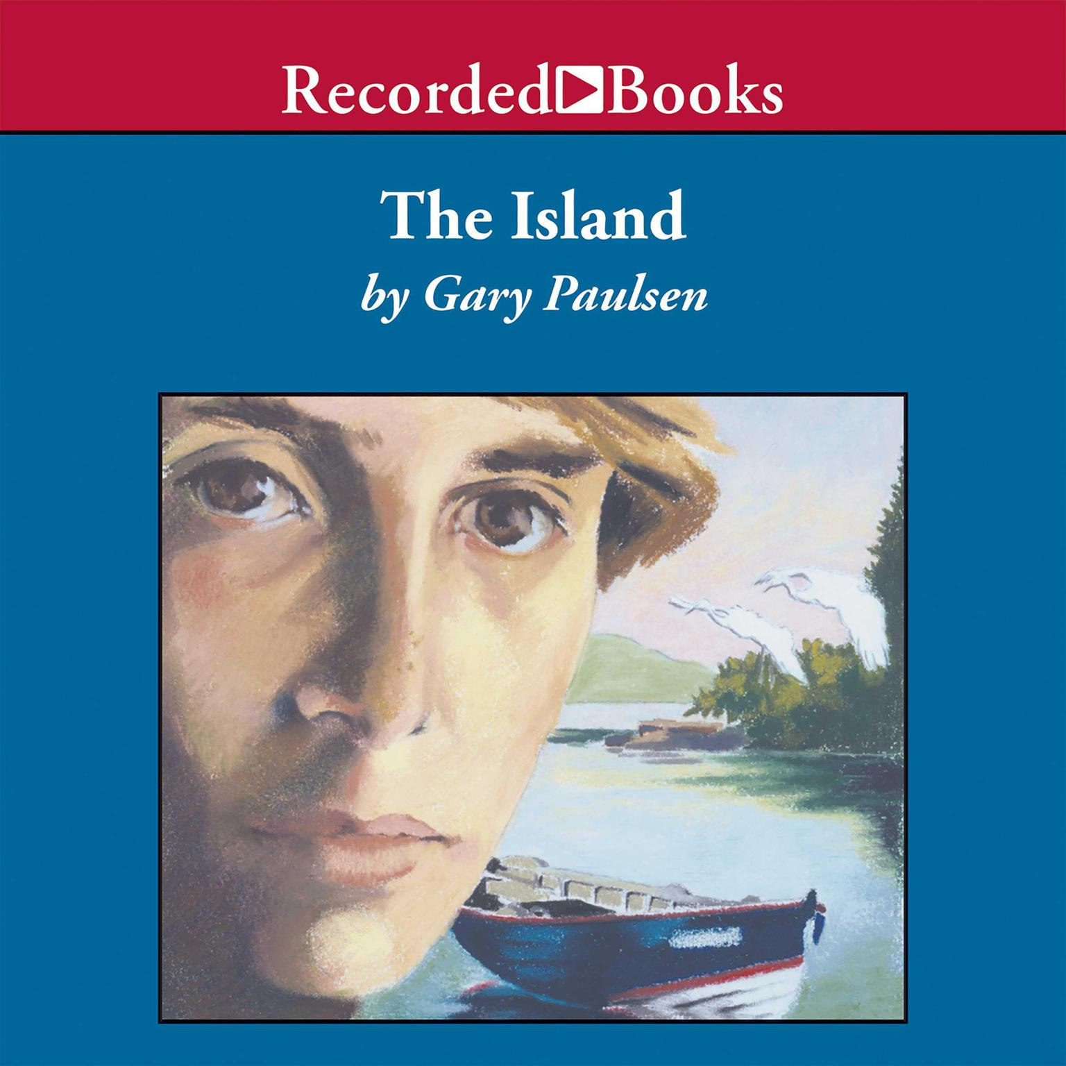 Printable The Island Audiobook Cover Art