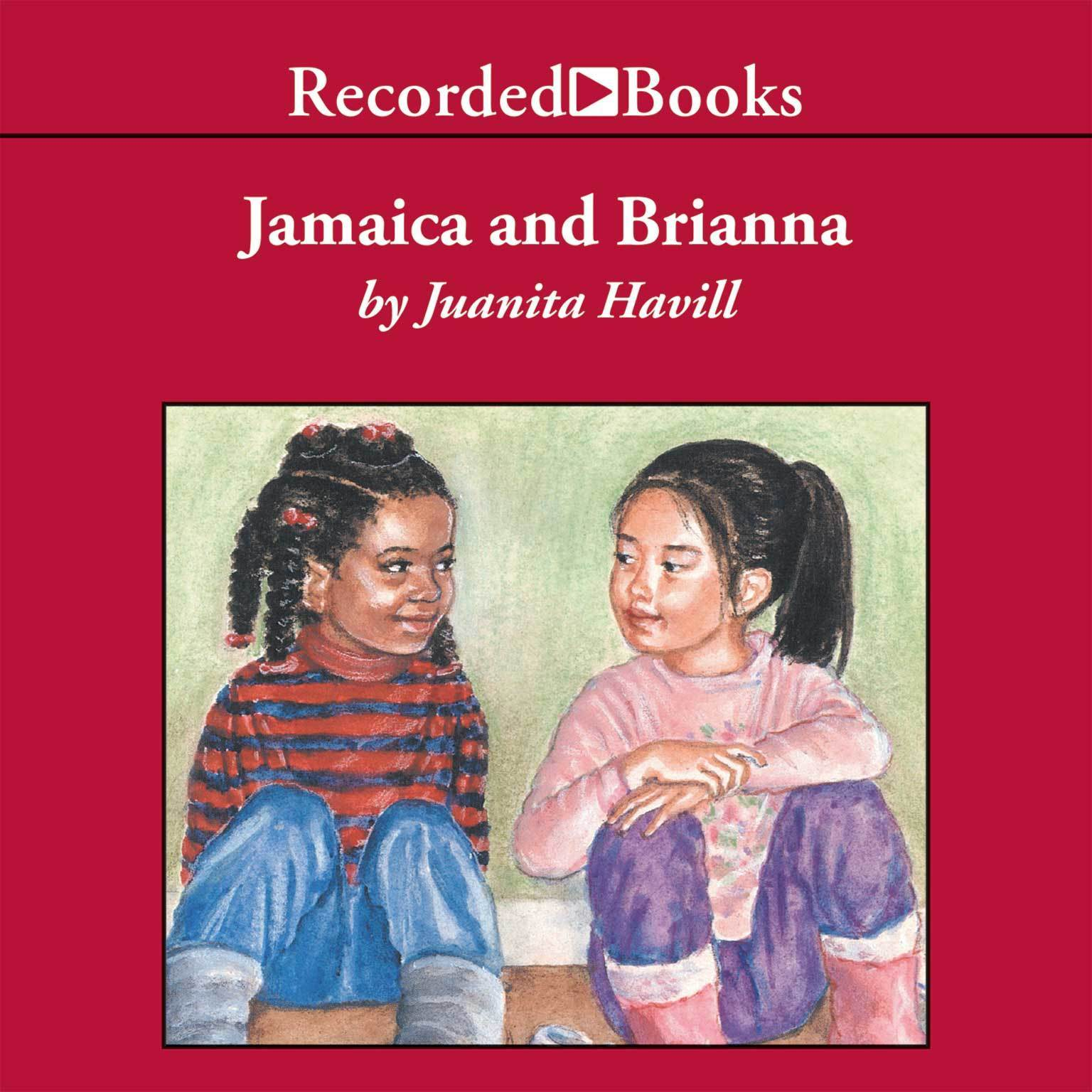 Printable Jamaica and Brianna Audiobook Cover Art
