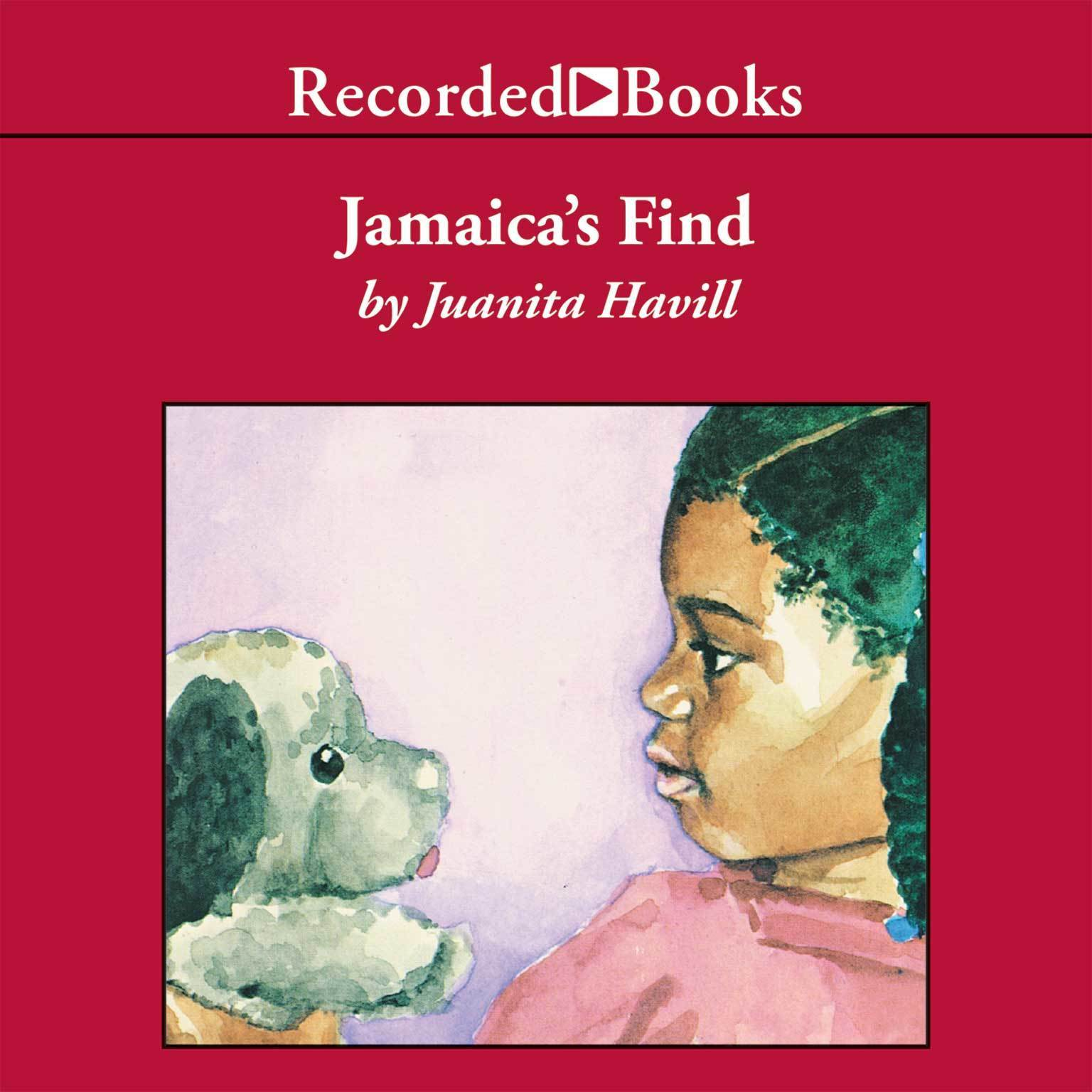 Printable Jamaica's Find Audiobook Cover Art