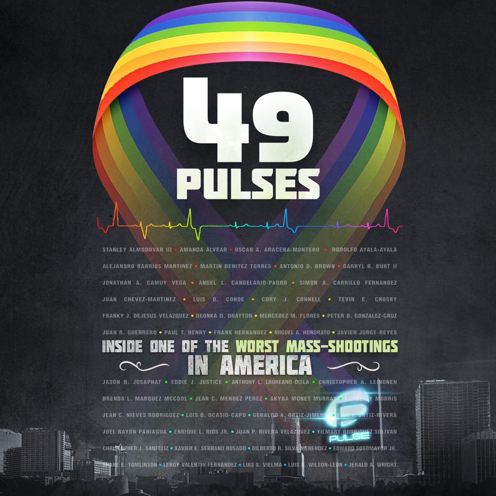Printable 49 Pulses Audiobook Cover Art