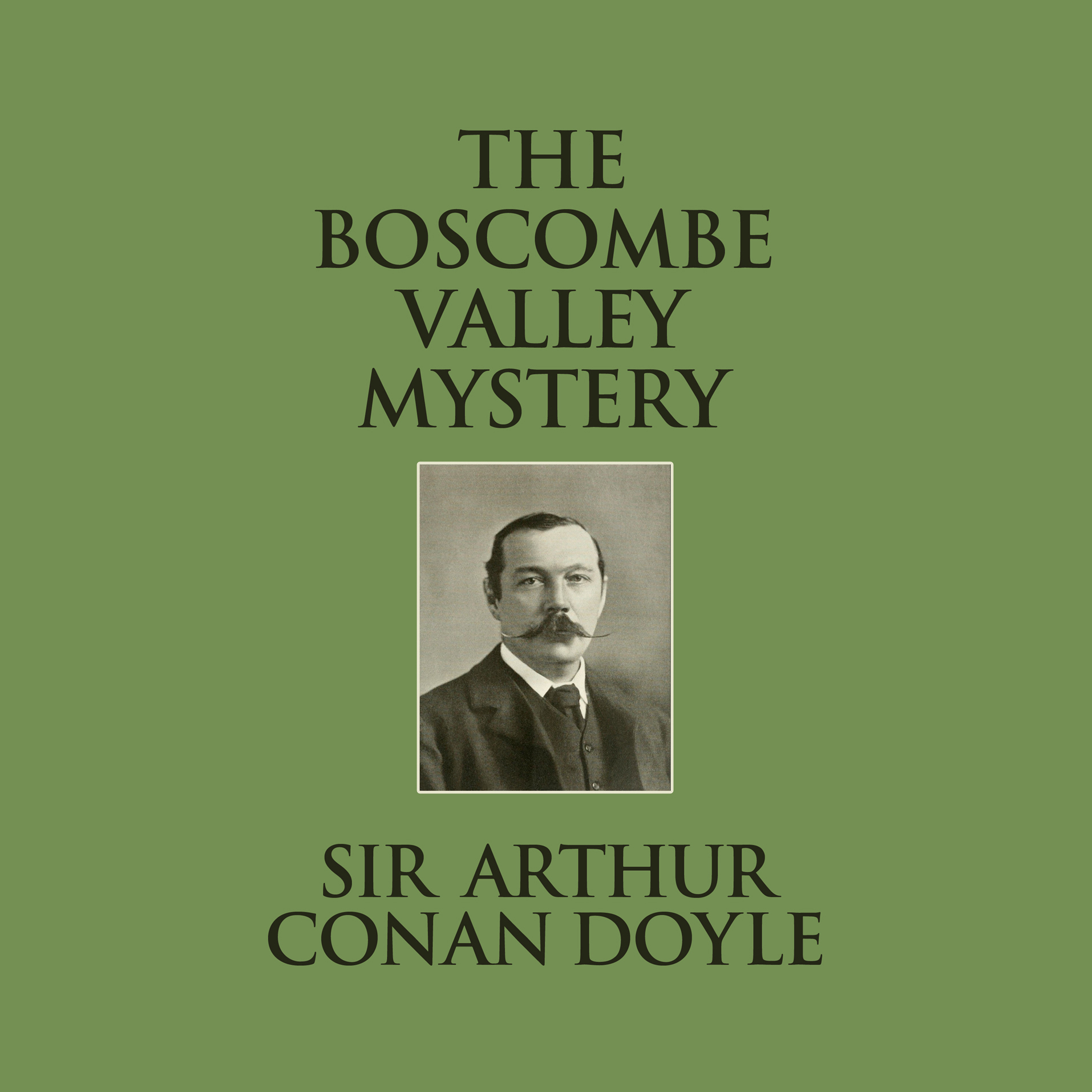 Printable The Boscombe Valley Mystery Audiobook Cover Art