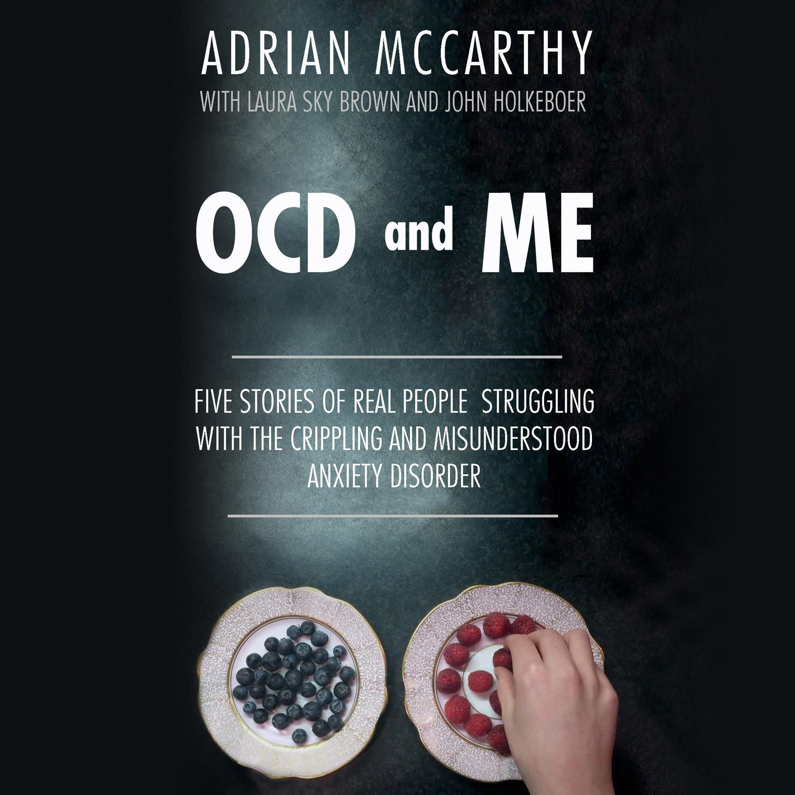 Printable OCD and Me Audiobook Cover Art