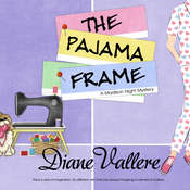 The Pajama Frame Audiobook, by Diane Vallere