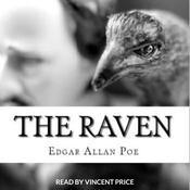 Raven (Edgar Allen Poe) Read by Vincent Price Audiobook, by Edgar Allen Poe