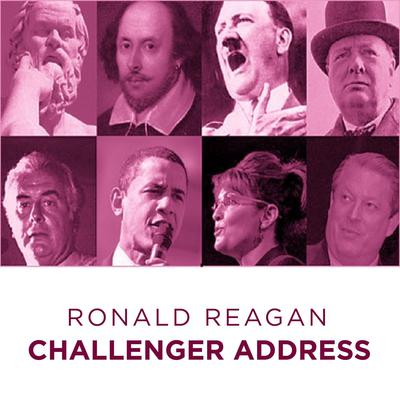 Ronald Reagan Challenger Address Audiobook, by Ronald Reagan