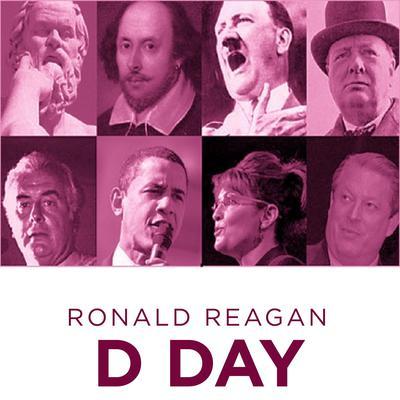 Ronald Reagan D Day Audiobook, by Ronald Reagan