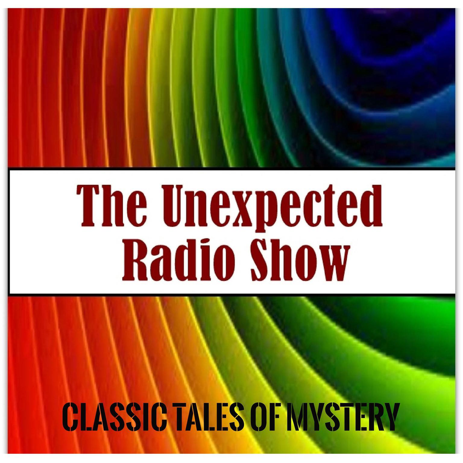 Printable The Unexpected Radio Show Audiobook Cover Art