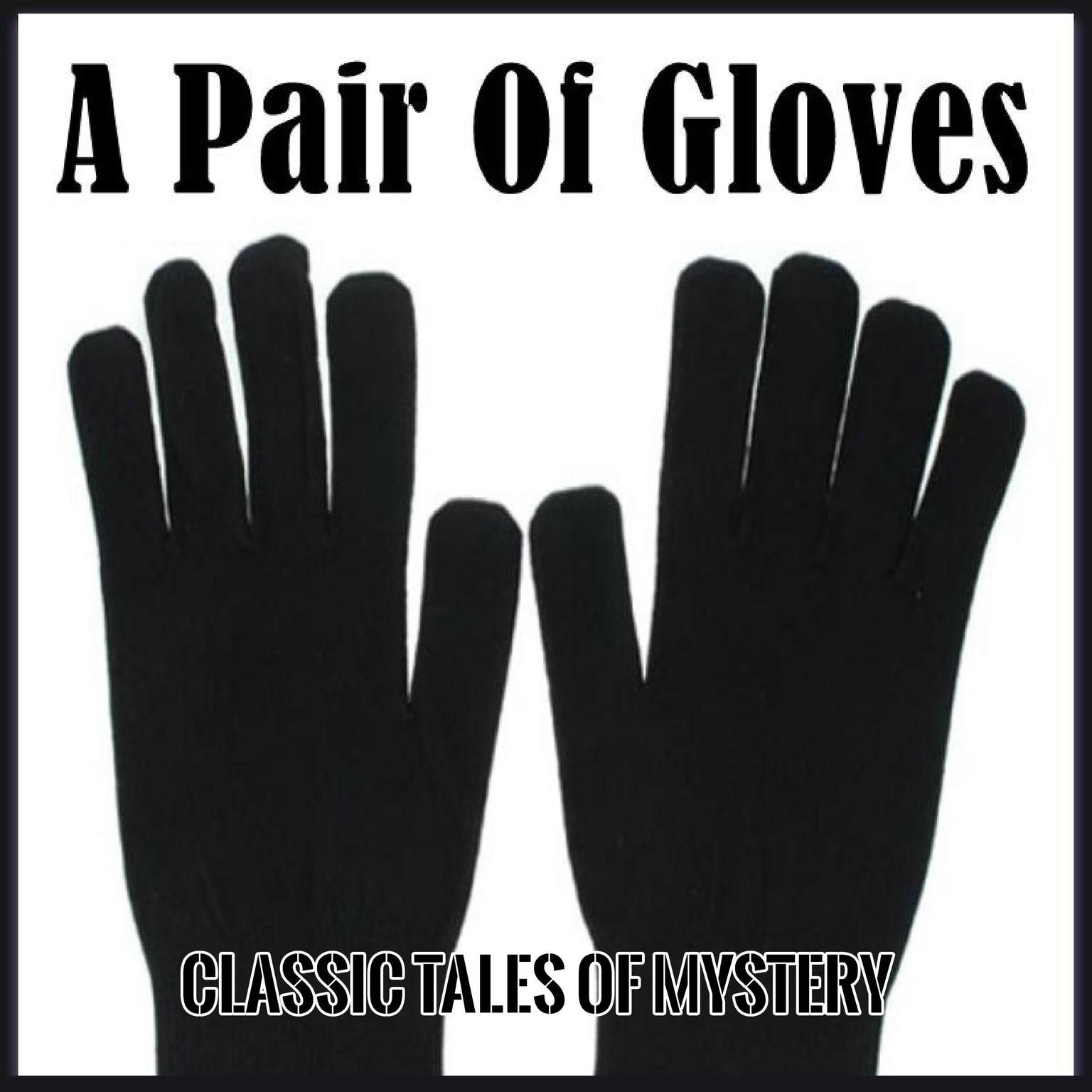 Printable A Pair Of Gloves Audiobook Cover Art