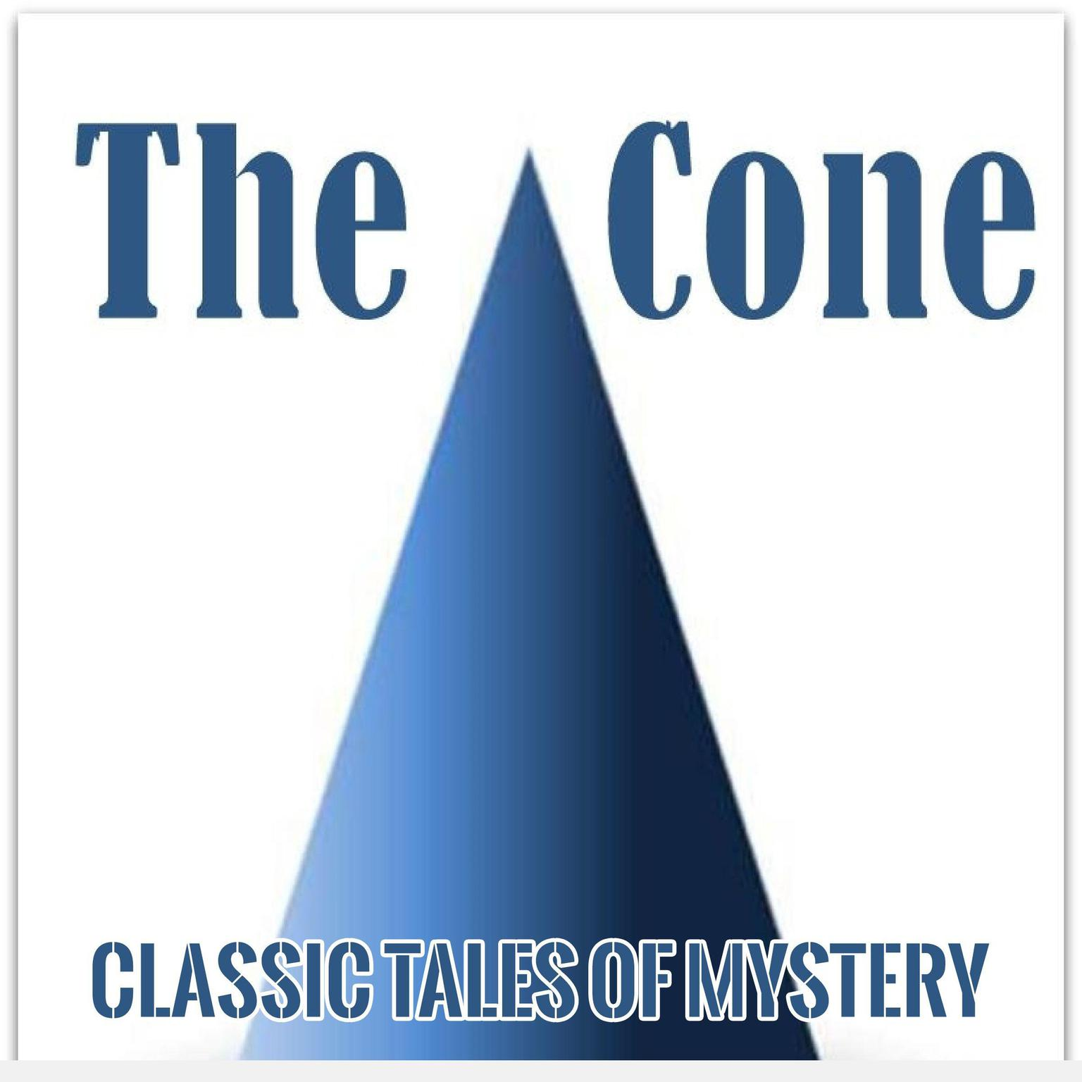 Printable The Cone Audiobook Cover Art