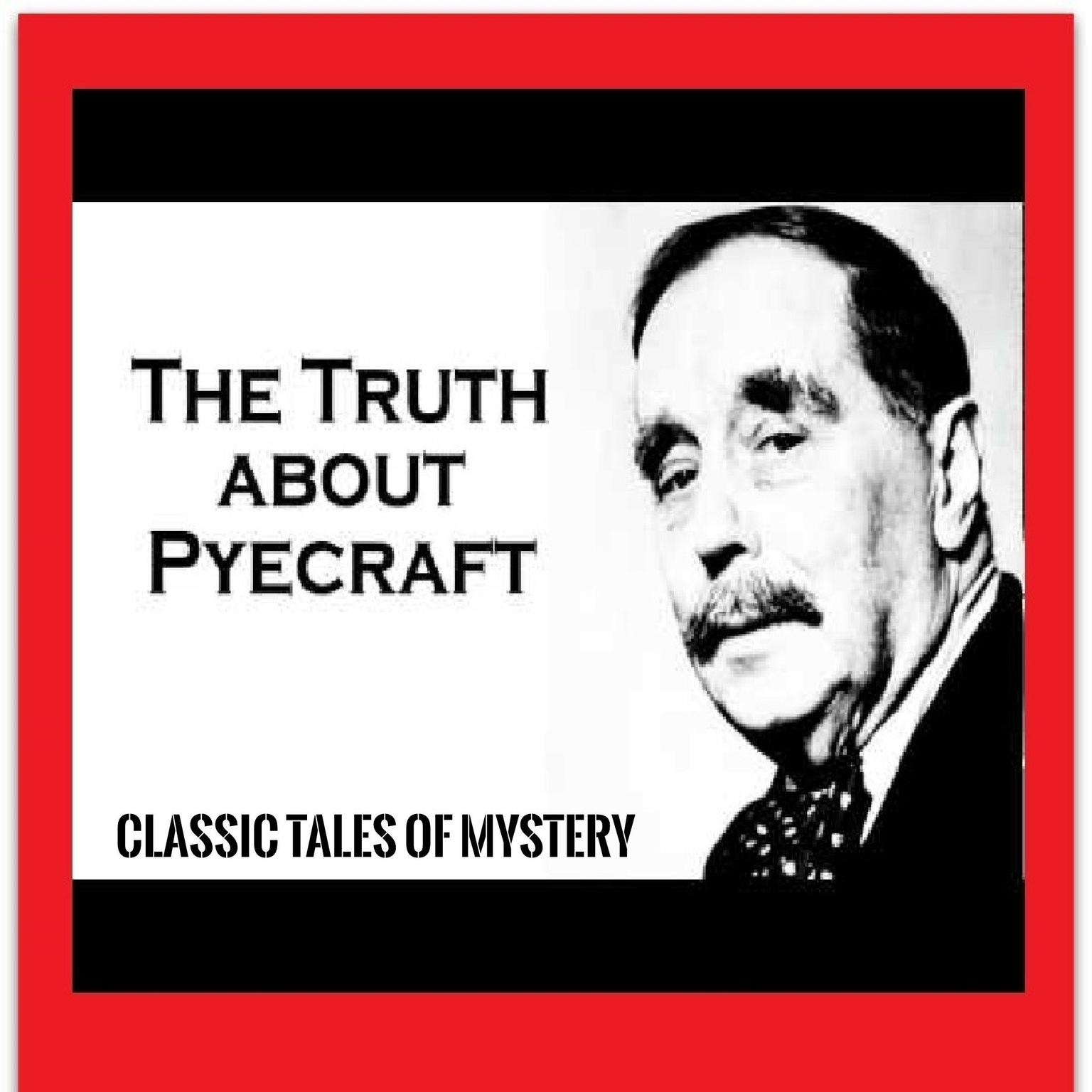 Printable The Truth about Pyecraft Audiobook Cover Art