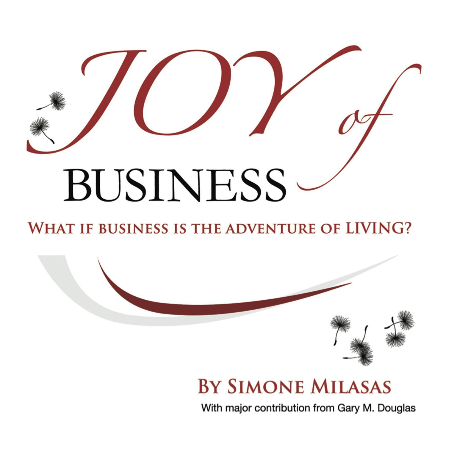 Printable Joy of Business Audiobook Cover Art
