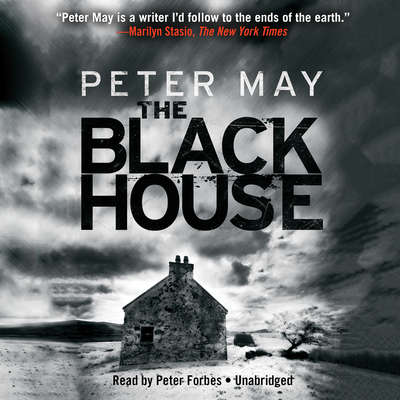 The Blackhouse Audiobook, by Peter May