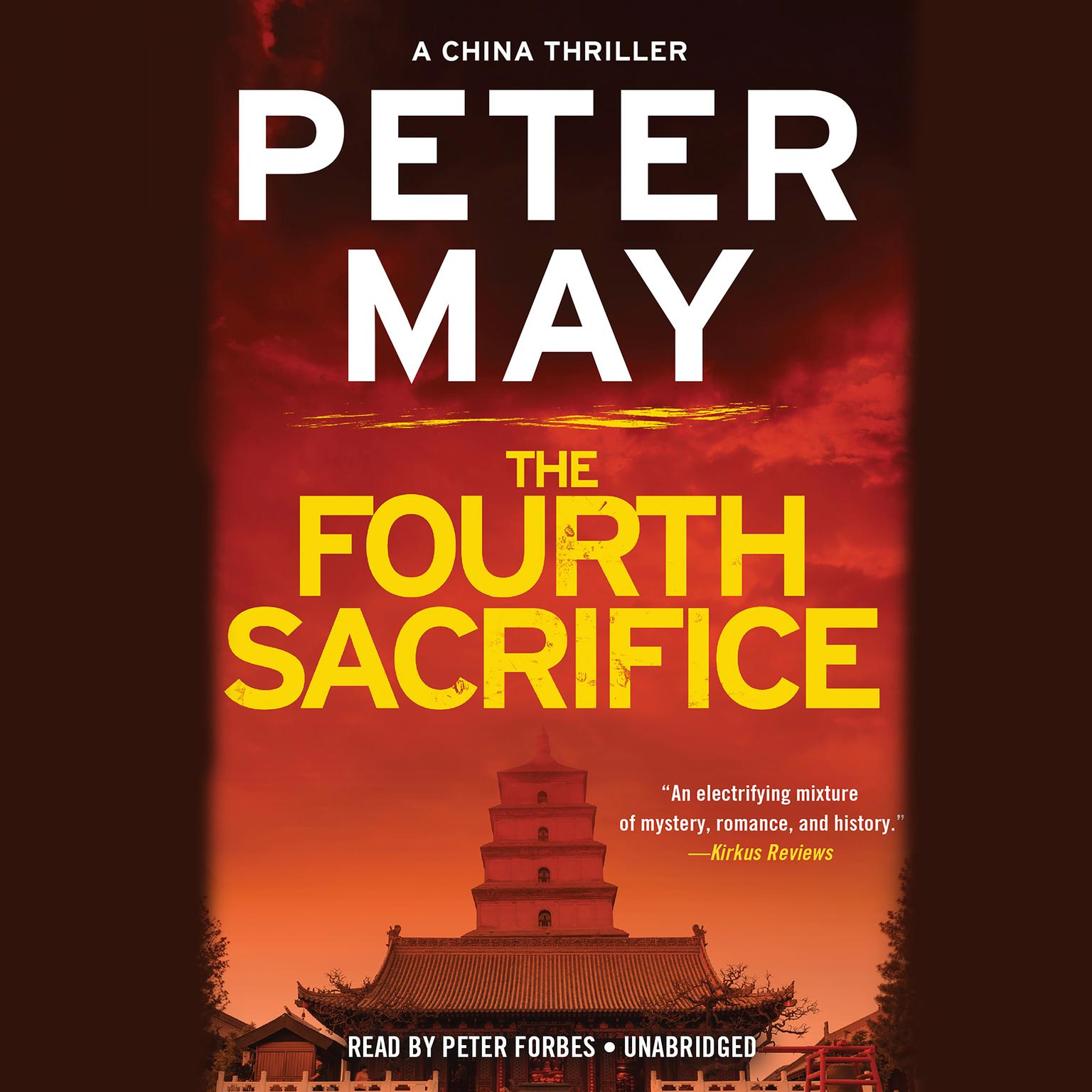 The Fourth Sacrifice Audiobook, by Peter May