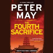 The Fourth Sacrifice Audiobook, by Peter May|