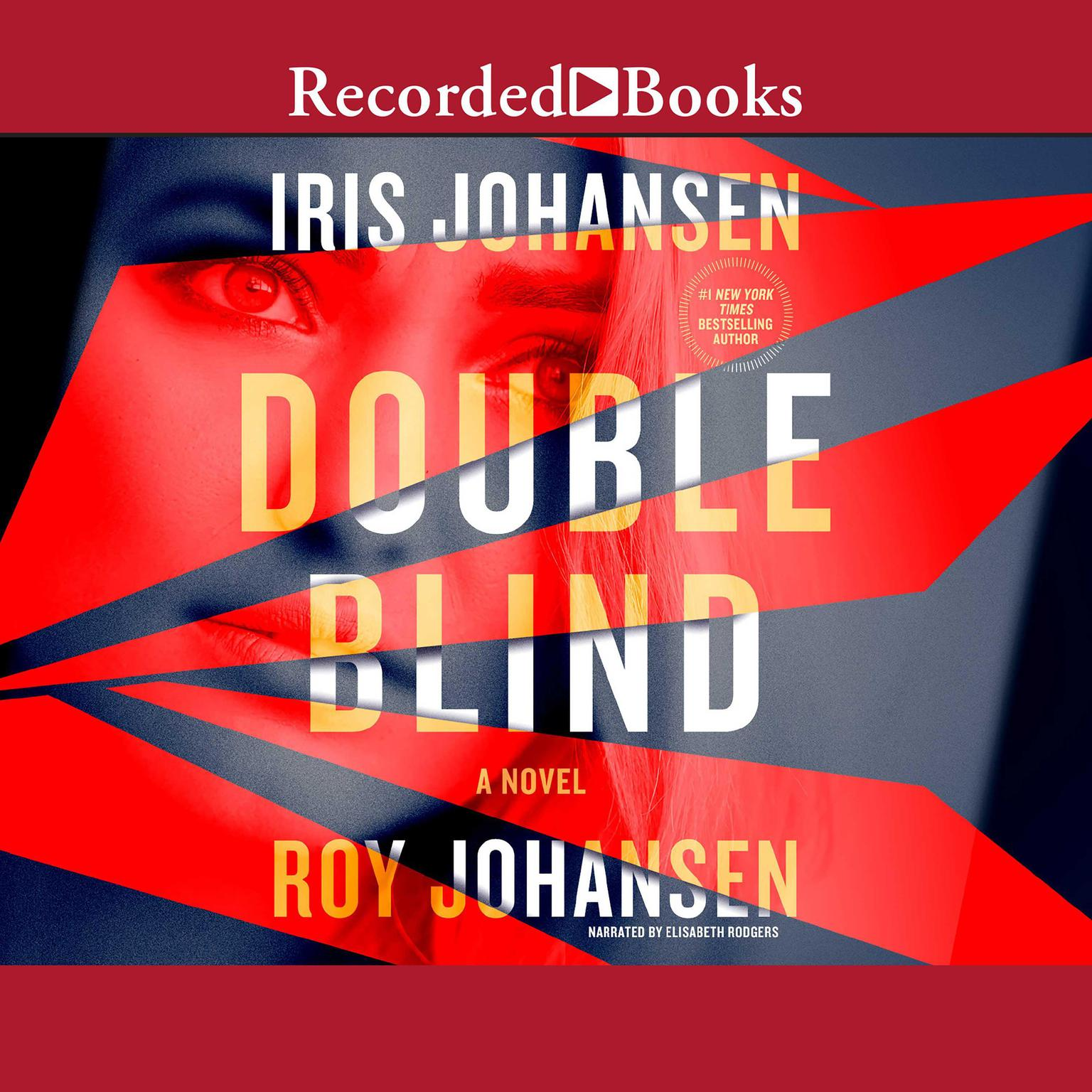 Printable Double Blind Audiobook Cover Art