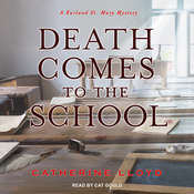 Death Comes to the School Audiobook, by Catherine Lloyd