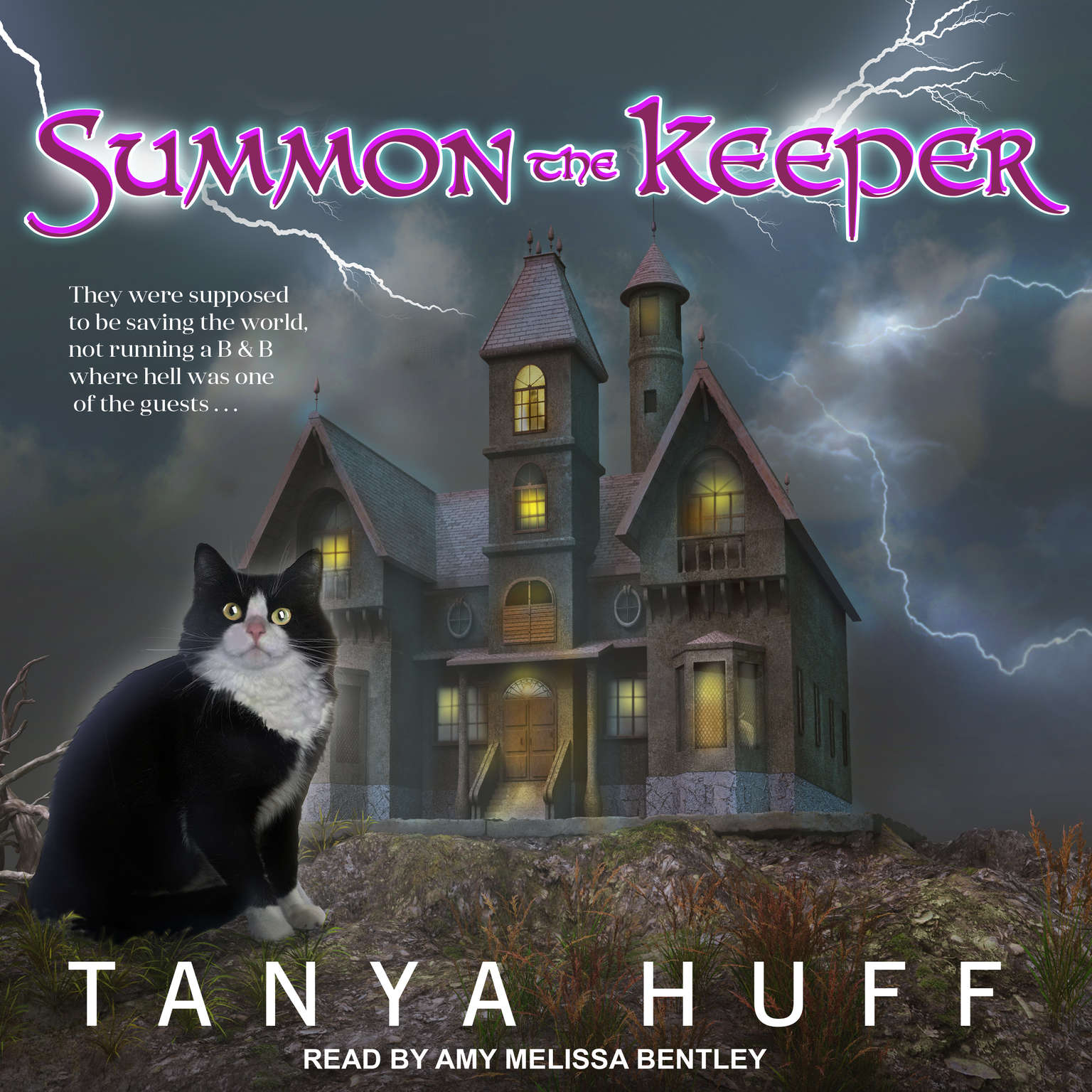 Summon the Keeper Audiobook, by Tanya Huff
