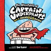 The Adventures of Captain Underpants Audiobook, by Dav Pilkey