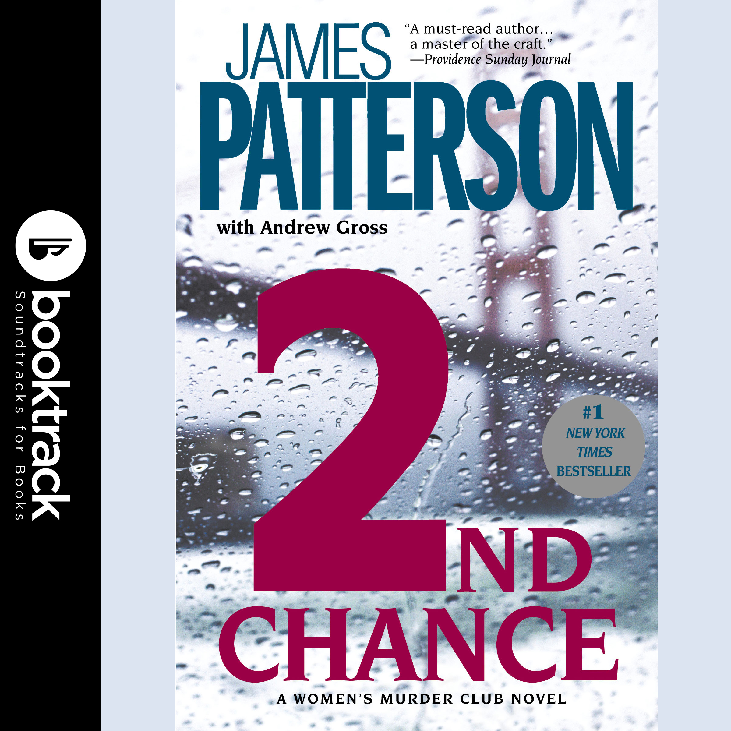 Printable 2nd Chance: Booktrack Edition Audiobook Cover Art
