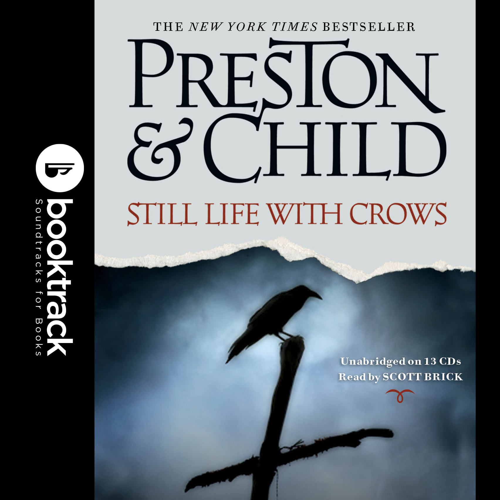 Printable Still Life with Crows: A Novel: Booktrack Edition Audiobook Cover Art