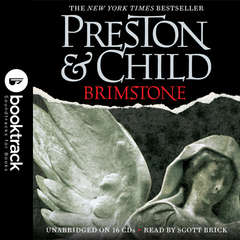 Brimstone: Booktrack Edition Audiobook, by Douglas Preston, Lincoln Child
