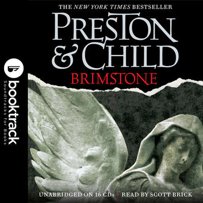 Brimstone: Booktrack Edition Audiobook, by Douglas Preston