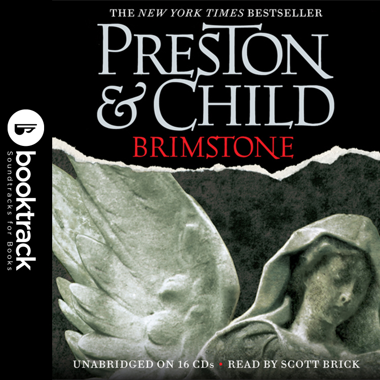Printable Brimstone: Booktrack Edition Audiobook Cover Art