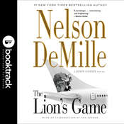 The Lion's Game: Booktrack Edition Audiobook, by Nelson DeMille