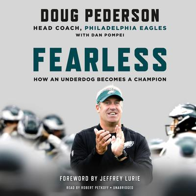 Fearless Audiobook, by Doug Pederson