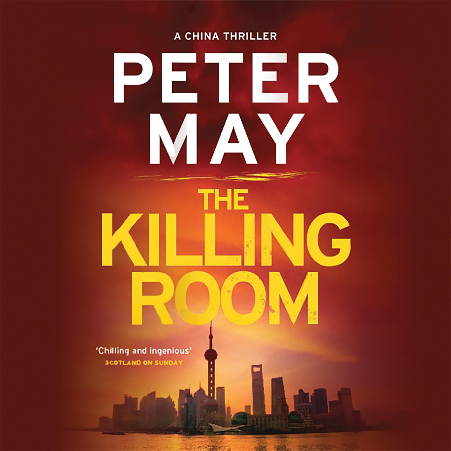 The Killing Room Audiobook, by Peter May