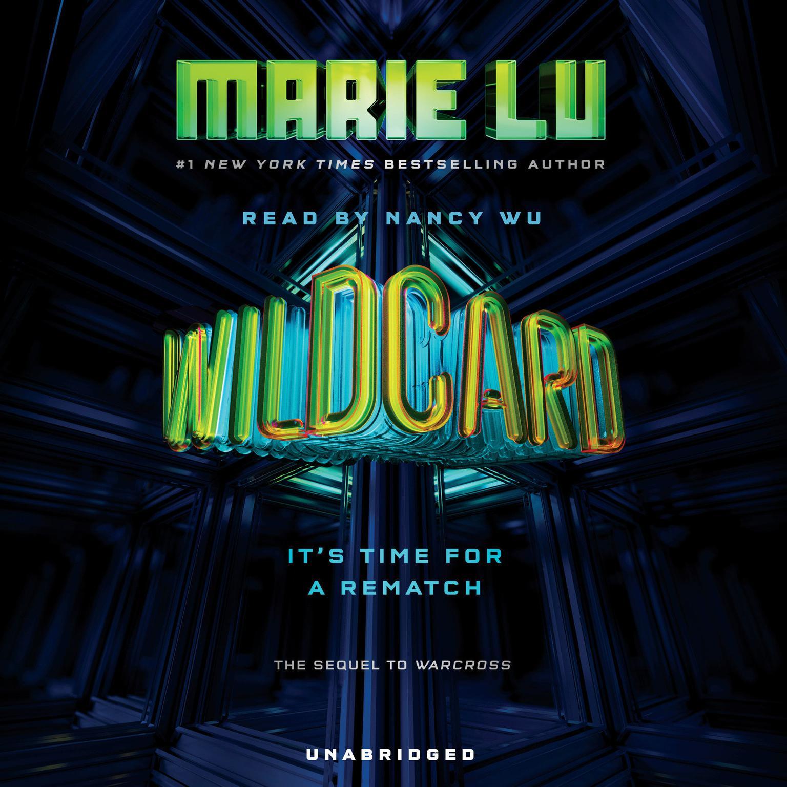 Wildcard Audiobook, by Marie Lu
