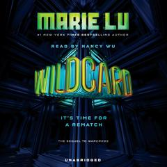Wildcard Audiobook, by Marie Lu