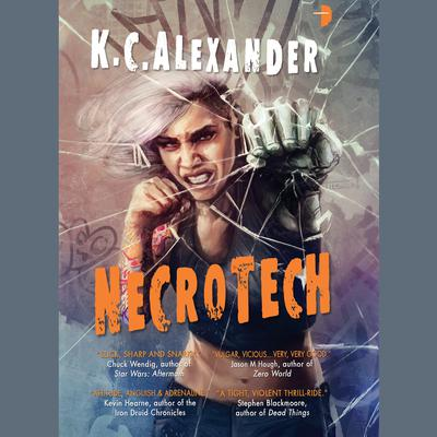 Necrotech Audiobook, by K. C. Alexander