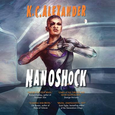 Nanoshock Audiobook, by K. C. Alexander