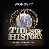 Tides of History: The Fall of Rome, Vol. 1 Audiobook, by Author Info Added Soon