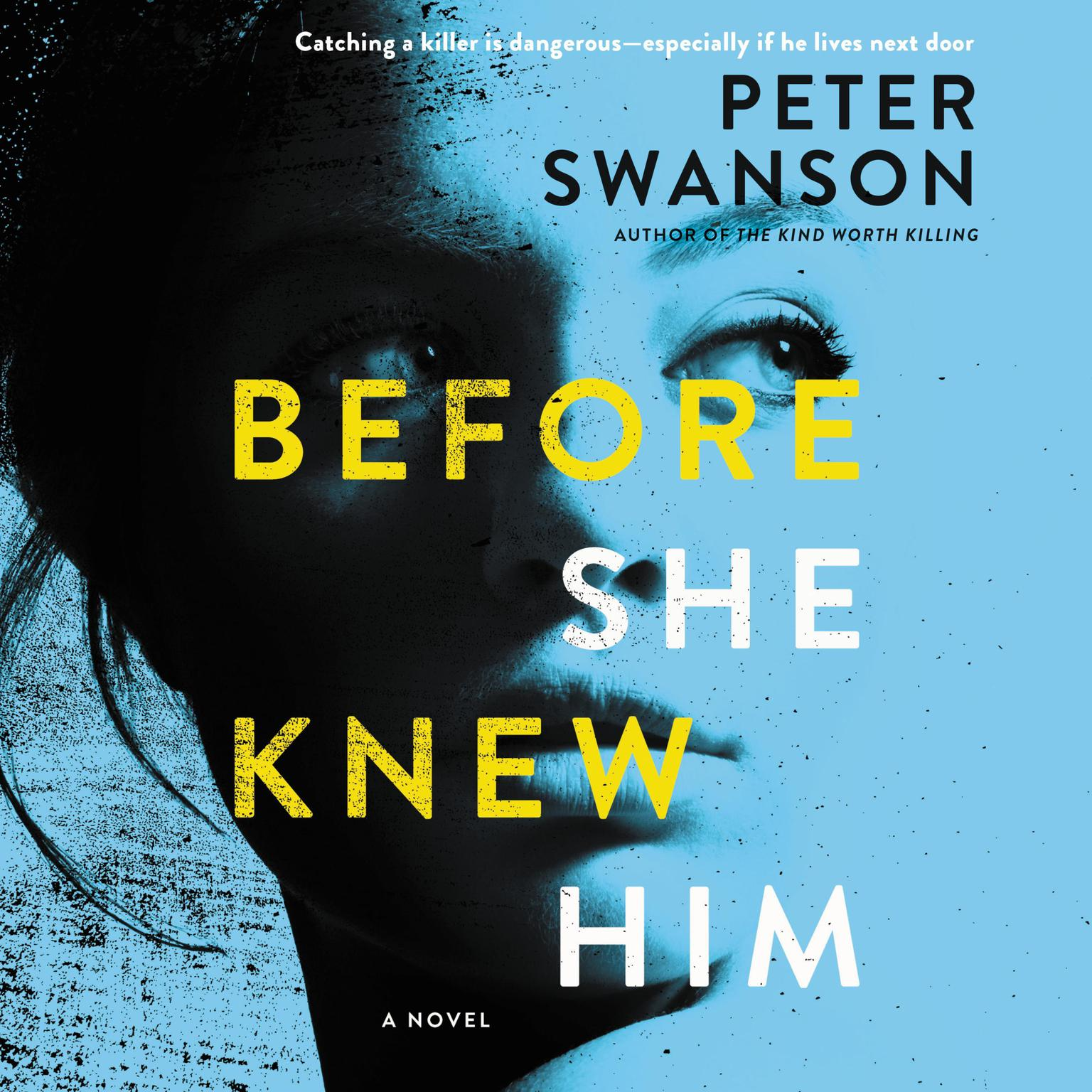 Printable Before She Knew Him: A Novel Audiobook Cover Art