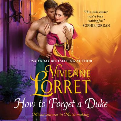 How to Forget a Duke Audiobook, by