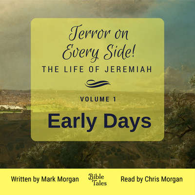 Terror on Every Side! Volume 1 – Early Days Audiobook, by Mark Morgan