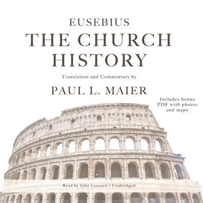 The Church History Audiobook, by Eusebius