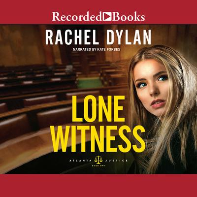 Lone Witness Audiobook, by Rachel Dylan