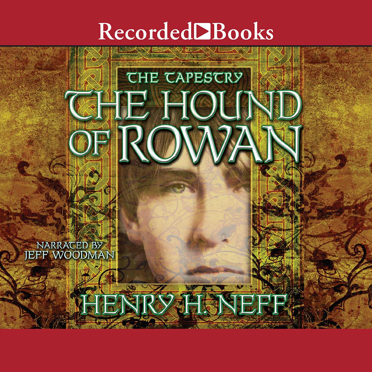 Printable The Hound of Rowan Audiobook Cover Art