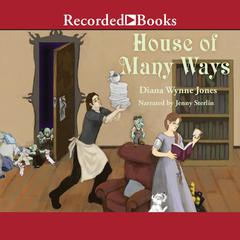 House of Many Ways Audiobook, by Diana Wynne Jones