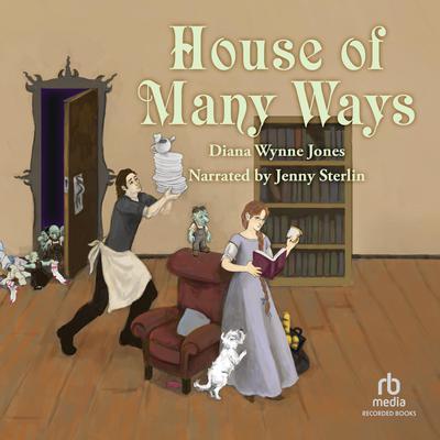 House of Many Ways Audiobook, by Diana Wynne Jones