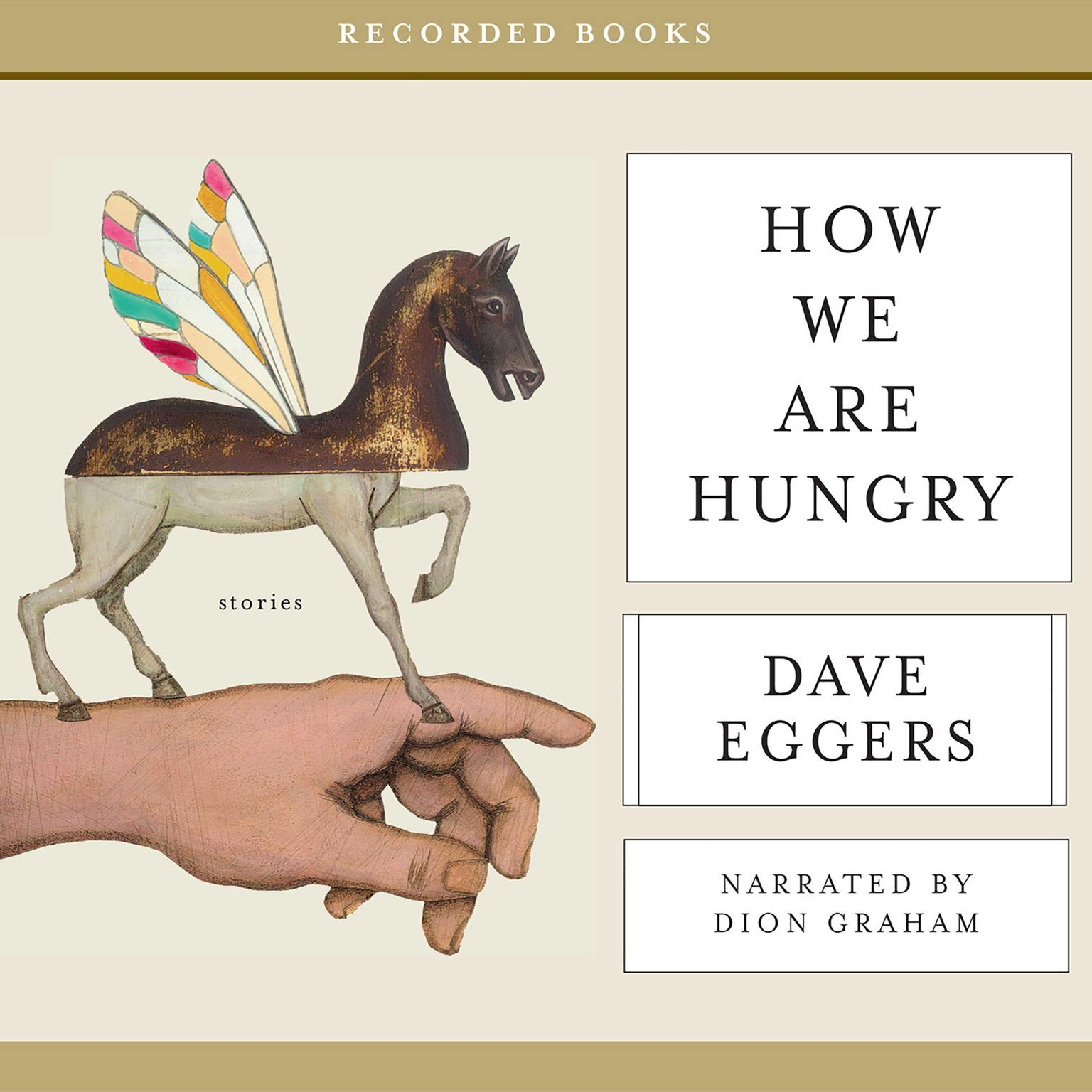 Printable How We Are Hungry Audiobook Cover Art