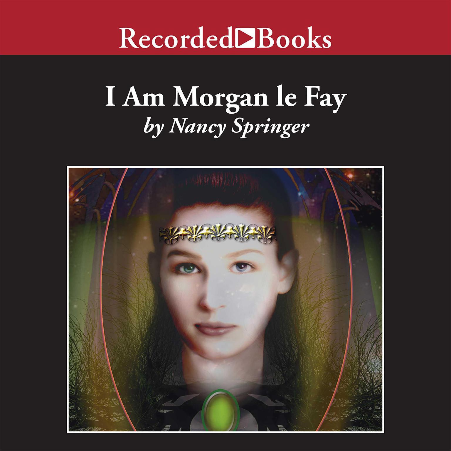 Printable I Am Morgan Le Fay Audiobook Cover Art