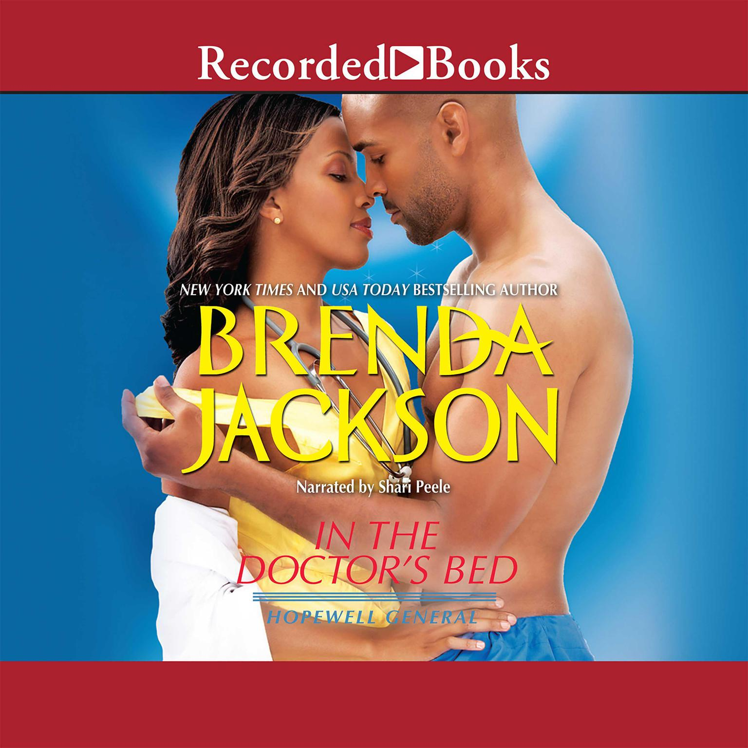 Printable In the Doctor's Bed Audiobook Cover Art
