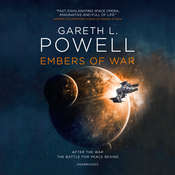 Embers of War Audiobook, by Gareth L. Powell|