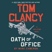 Tom Clancy Oath of Office Audiobook, by Marc Cameron