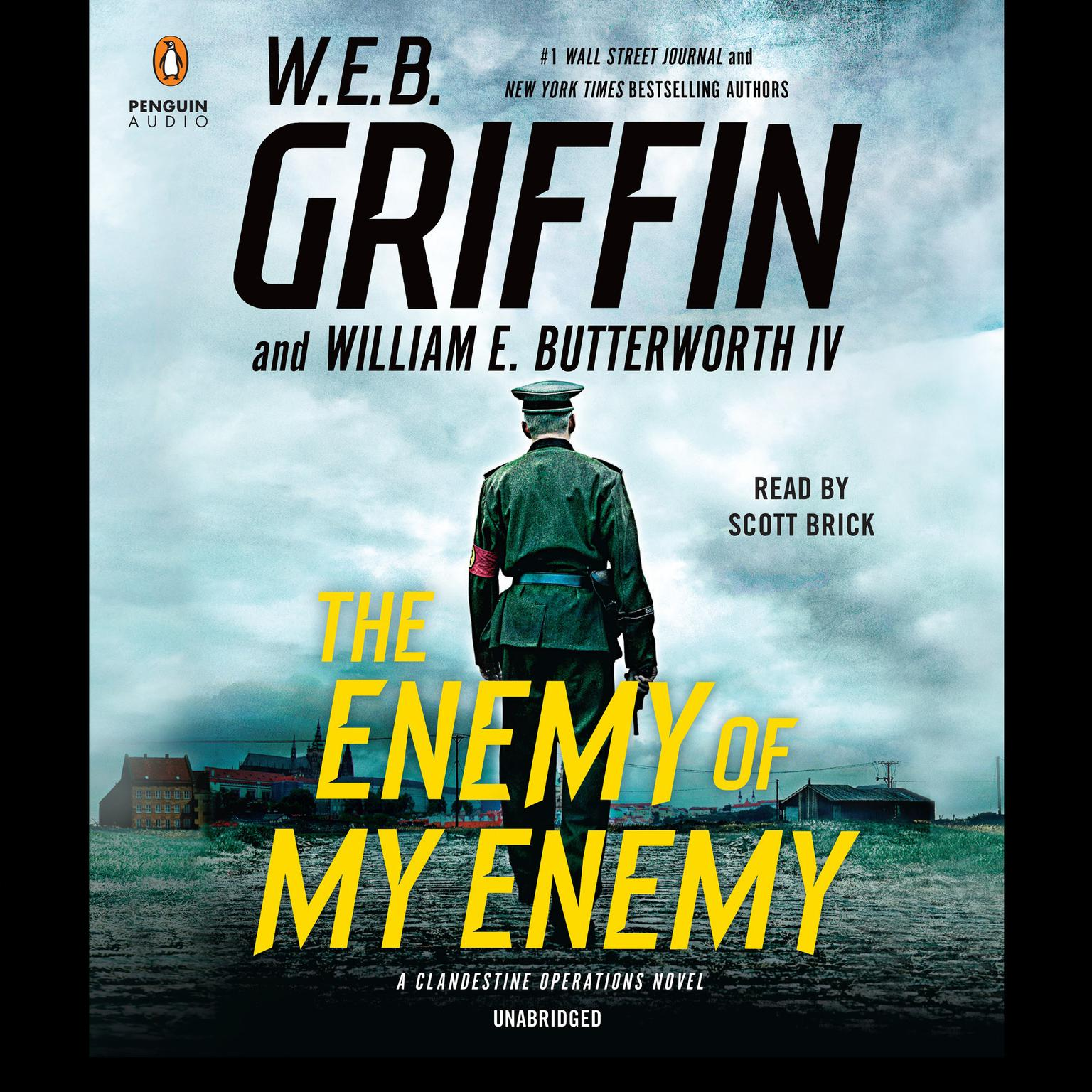 Printable The Enemy of My Enemy Audiobook Cover Art