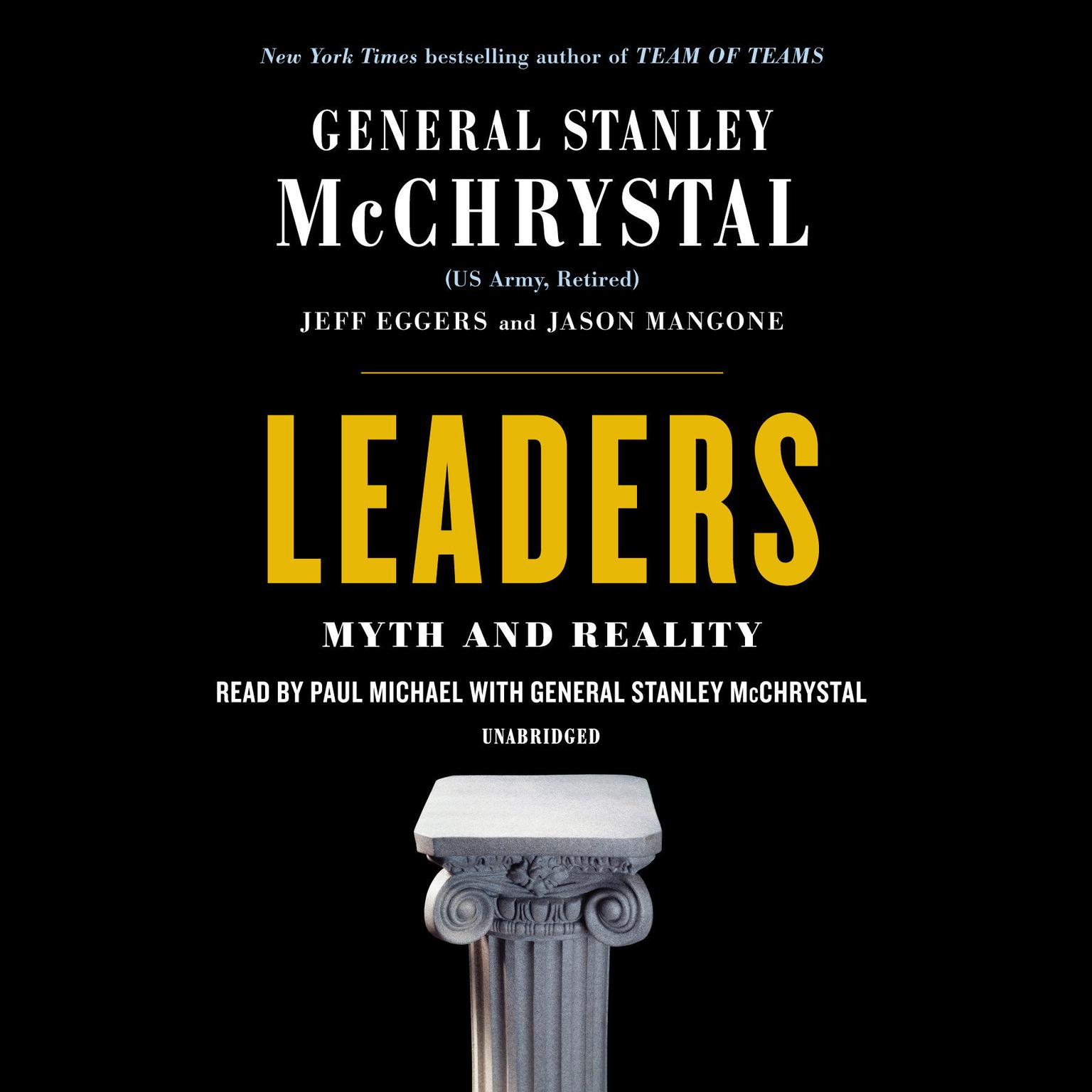 Printable Leaders: Myth and Reality Audiobook Cover Art